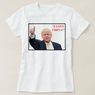 """I love CHINA!"" T-Shirt"