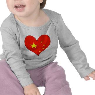 I Love China Shirt