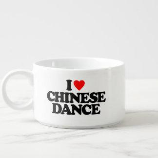 I LOVE CHINESE DANCE BOWL
