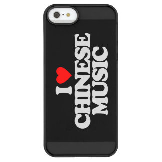I LOVE CHINESE MUSIC PERMAFROST iPhone SE/5/5s CASE