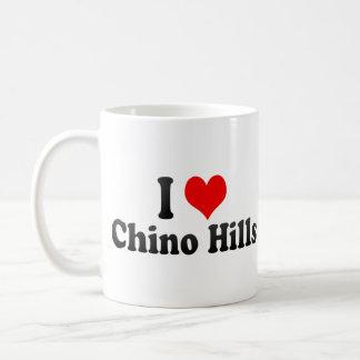 I Love Chino Hills, United States Mugs