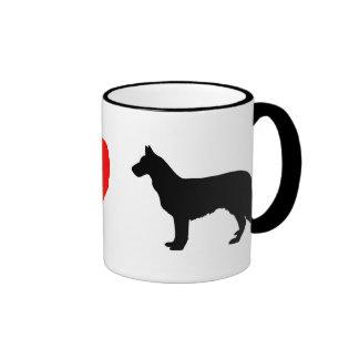 I Love Chinooks Mug