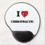 "I love Chiropractic Gel Mouse Pad<br><div class=""desc"">Use the search tool at my store to find other Chiropractic merchandise. I love Chiropractic products available on tshirts, sweatshirts, kids shirts, infant onsies, stickers, magnets, and much more Chiropractic clothing fully customizable to your specifications. If you like what you see, please link to my store (www.zazzle.com/giftsilove) or email a...</div>"