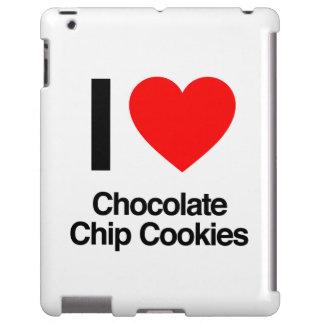 i love chocolate chip cookies