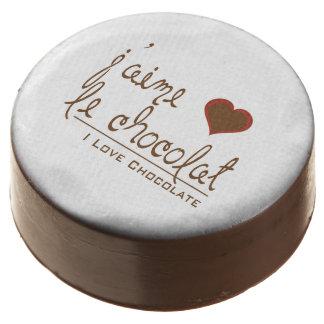 I Love Chocolate Chocolate Covered Oreo