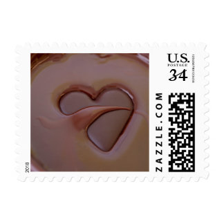 I love chocolate postage