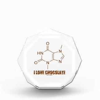 I Love Chocolate (Theobromine Chemical Molecule) Awards