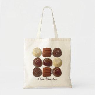 I Love Chocolate Tote