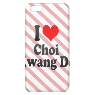 I love Choi Kwang Do iPhone 5C Case