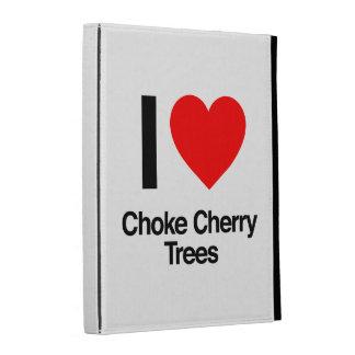 i love choke cherry trees iPad folio cases