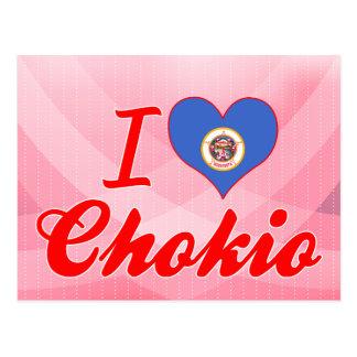 I Love Chokio, Minnesota Postcards