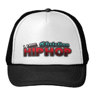 I Love Christian HIP HOP music Trucker Hat