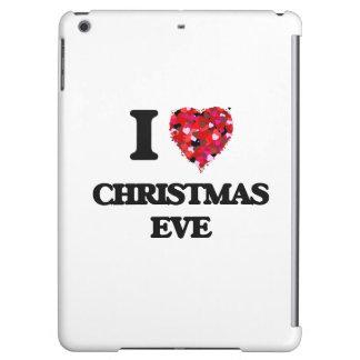 I love Christmas Eve Case For iPad Air