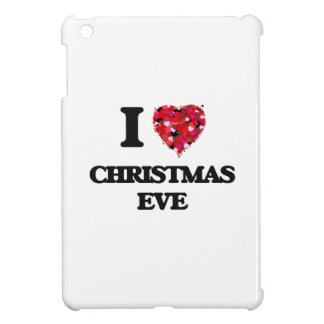 I love Christmas Eve Case For The iPad Mini