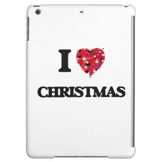 I love Christmas iPad Air Covers