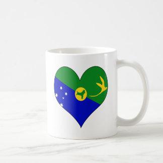 I Love Christmas Island Coffee Mug