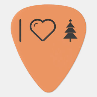 I Love Christmas Spirit Pick