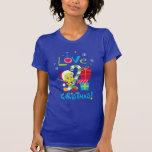 I Love Christmas - Tweety T Shirts