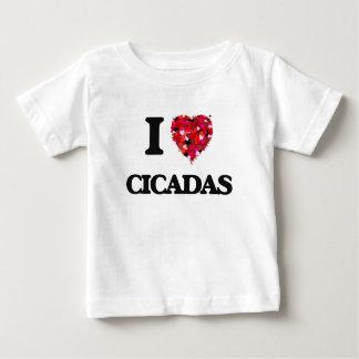 I love Cicadas T Shirts