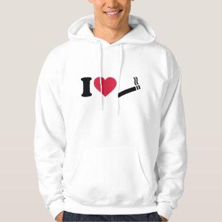 I love cigarettes hoodie