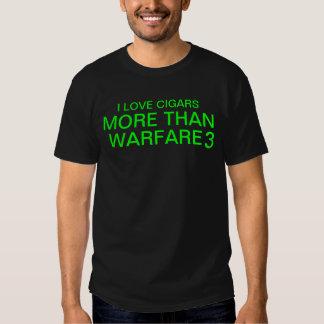 I LOVE CIGARS T-Shirt