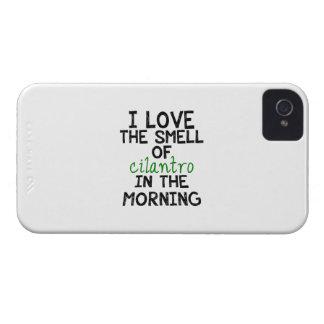 I Love Cilantro (Personalize Background) iPhone 4 Cover