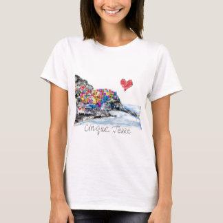 I love cinque terre T-Shirt