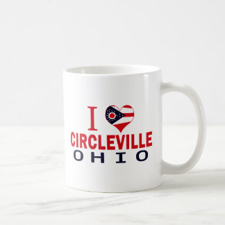I love Circleville, Ohio Coffee Mug