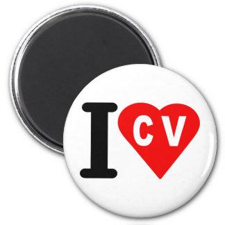 i_love_Città-del-Vaticano.png 2 Inch Round Magnet