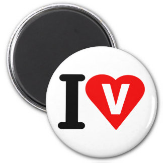 i-love-città-del-vaticano.png 2 inch round magnet