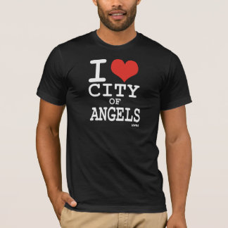I love City of Angeles - Los Angeles T-Shirt