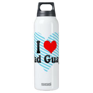I Love Ciudad Guayana, Venezuela 16 Oz Insulated SIGG Thermos Water Bottle