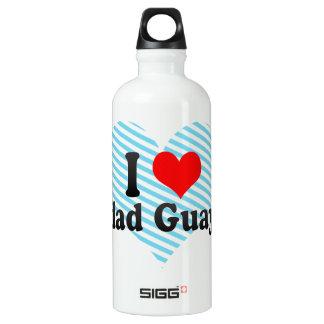 I Love Ciudad Guayana, Venezuela SIGG Traveler 0.6L Water Bottle