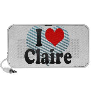 I love Claire Mp3 Speaker