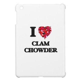 I love Clam Chowder Case For The iPad Mini
