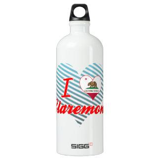 I Love Claremont, California SIGG Traveler 1.0L Water Bottle