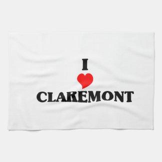 I love Claremont Towel
