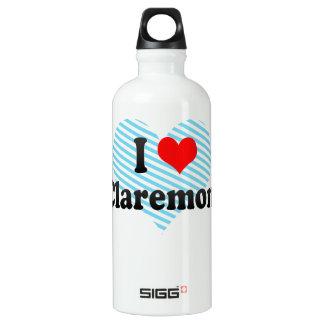 I Love Claremont, United States SIGG Traveler 0.6L Water Bottle