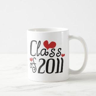 I Love Class of 2011 Coffee Mug