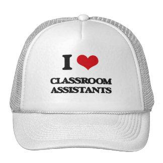 I love Classroom Assistants Trucker Hat