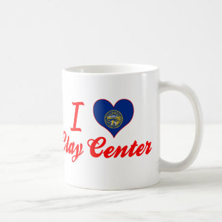 I Love Clay Center, Nebraska Coffee Mug