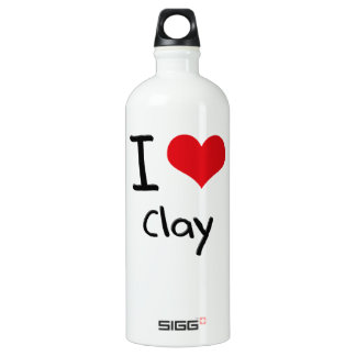 I love Clay SIGG Traveler 1.0L Water Bottle