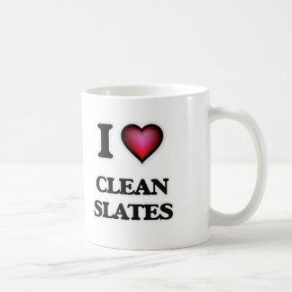 I love Clean Slates Coffee Mug
