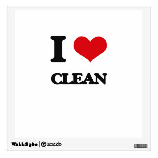 I love Clean Wall Graphics