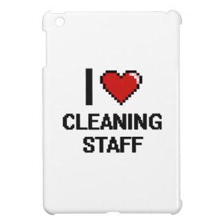 I love Cleaning Staff iPad Mini Case