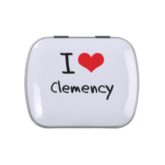 I love Clemency Candy Tins