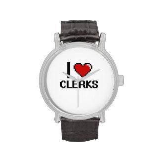 I love Clerks Watch
