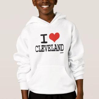 I love Cleveland Hoodie