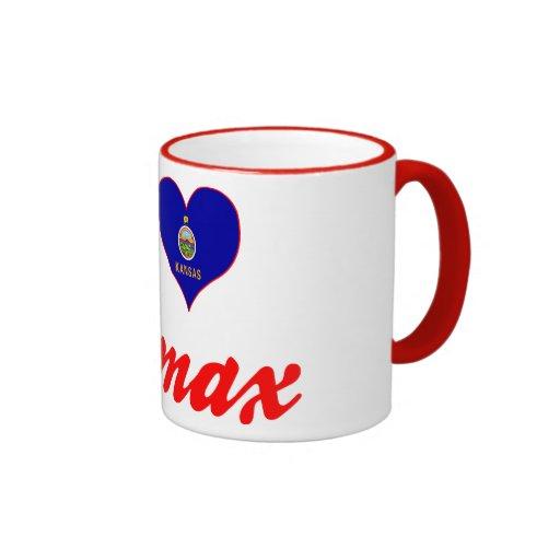 I Love Climax, Kansas Mug