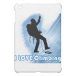 I Love Climbing Soupy iPad Mini Cover